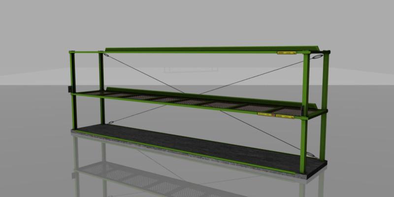 SHELF FOR LS15 V1 0 FS17 CNC FS15 ETS
