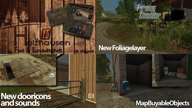 Map Holzhausen V 1 3 2full Pack 187 Gamesmods Net Fs19