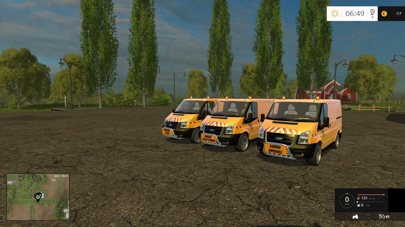 Pack Vehicule Pilote V1 2 187 Gamesmods Net Fs17 Cnc
