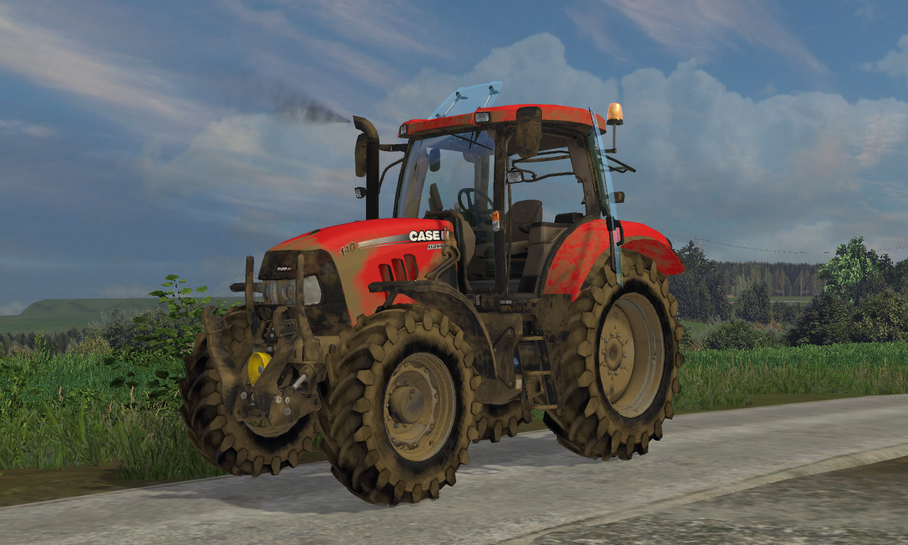 Case Ih Maxxum 140 Muticontroller 187 Gamesmods Net Fs19
