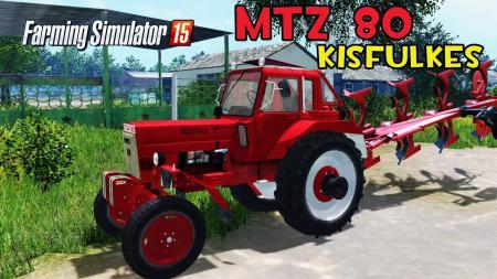 MTZ-80 Kisfulkes v1.0