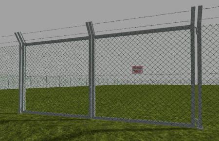 Fence V1 0 187 Gamesmods Net Fs17 Cnc Fs15 Ets 2 Mods