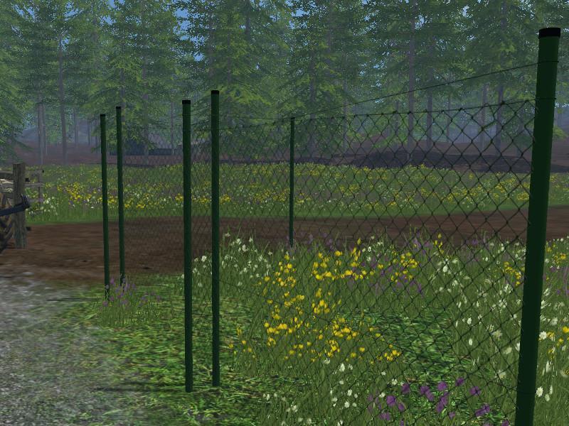 Fence 187 Gamesmods Net Fs19 Fs17 Ets 2 Mods