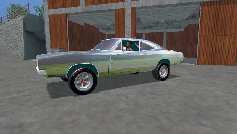 Dodge Charger Mods >> DODGE CHARGER R/T V1.0 » GamesMods.net - FS17, CNC, FS15, ETS 2 mods