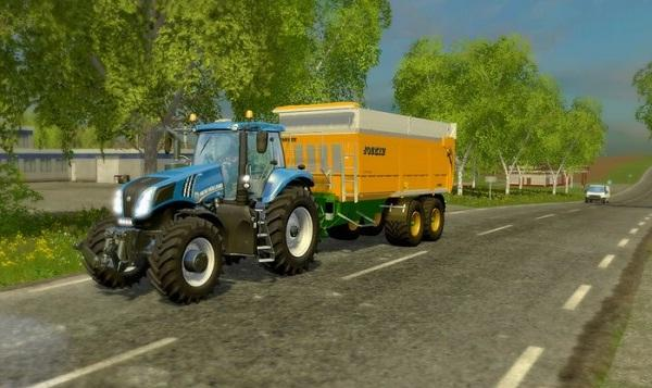Joskin trans space 7000 23 v 1 0 fs17 for Cuisine 7000 euros
