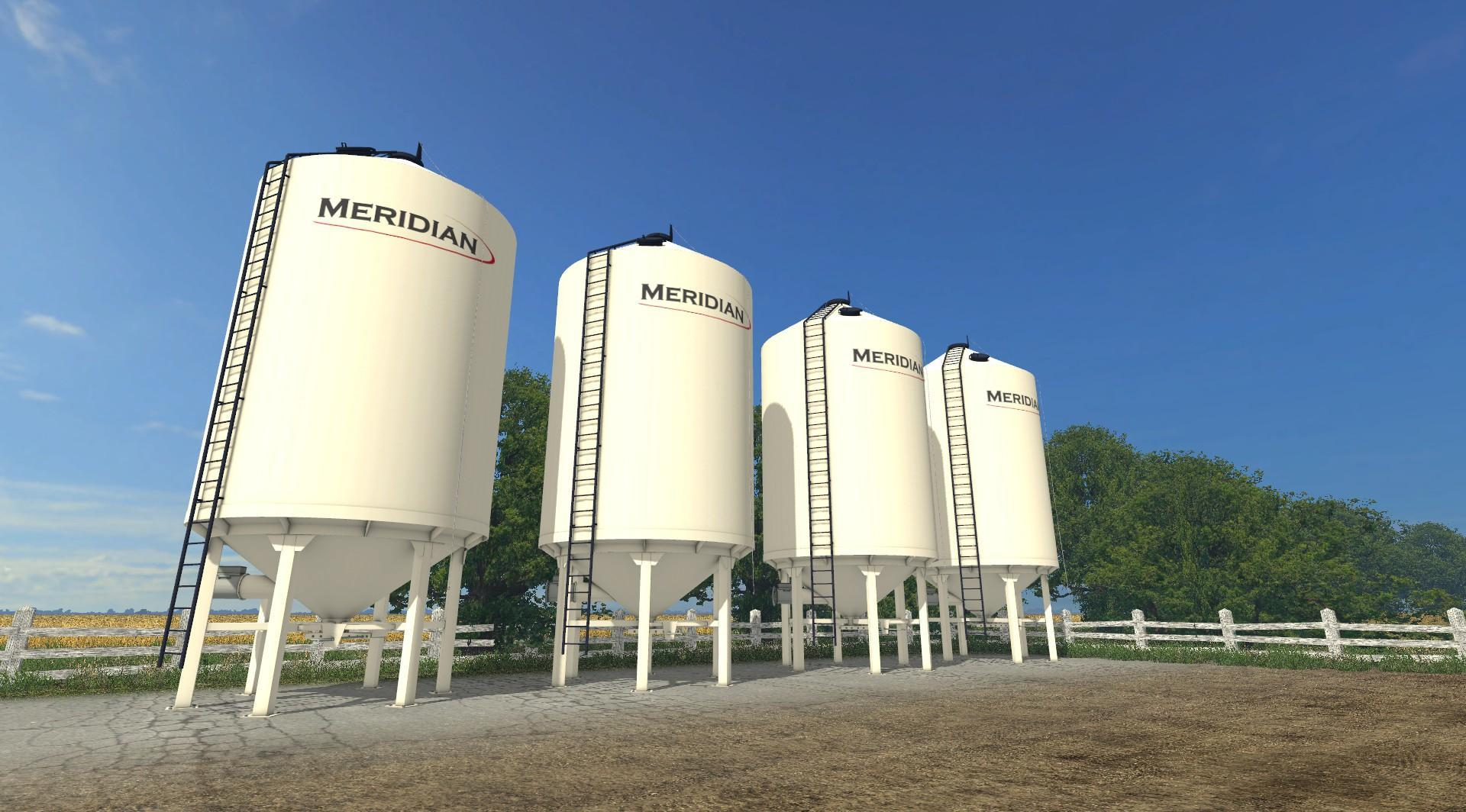 Meridian Bin 187 Gamesmods Net Fs19 Fs17 Ets 2 Mods