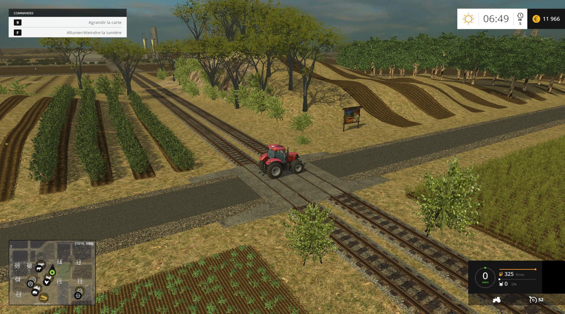 Как сделать карту для farming simulator 2018