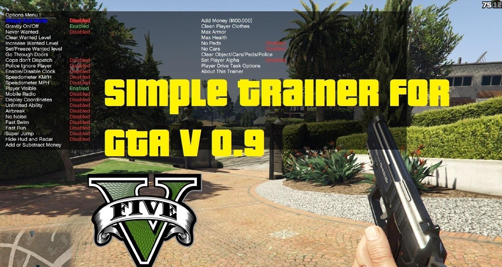 Simple Trainer v2 5 » GamesMods net - FS19, FS17, ETS 2 mods