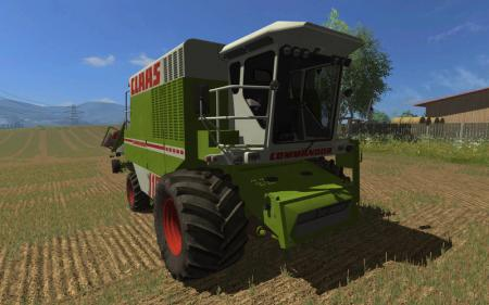 CLAAS COMMANDOR 116cs V 3.0