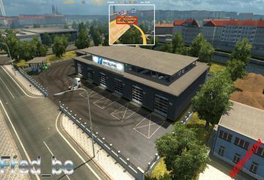 Placeable Garage 187 Gamesmods Net Fs19 Fs17 Ets 2 Mods