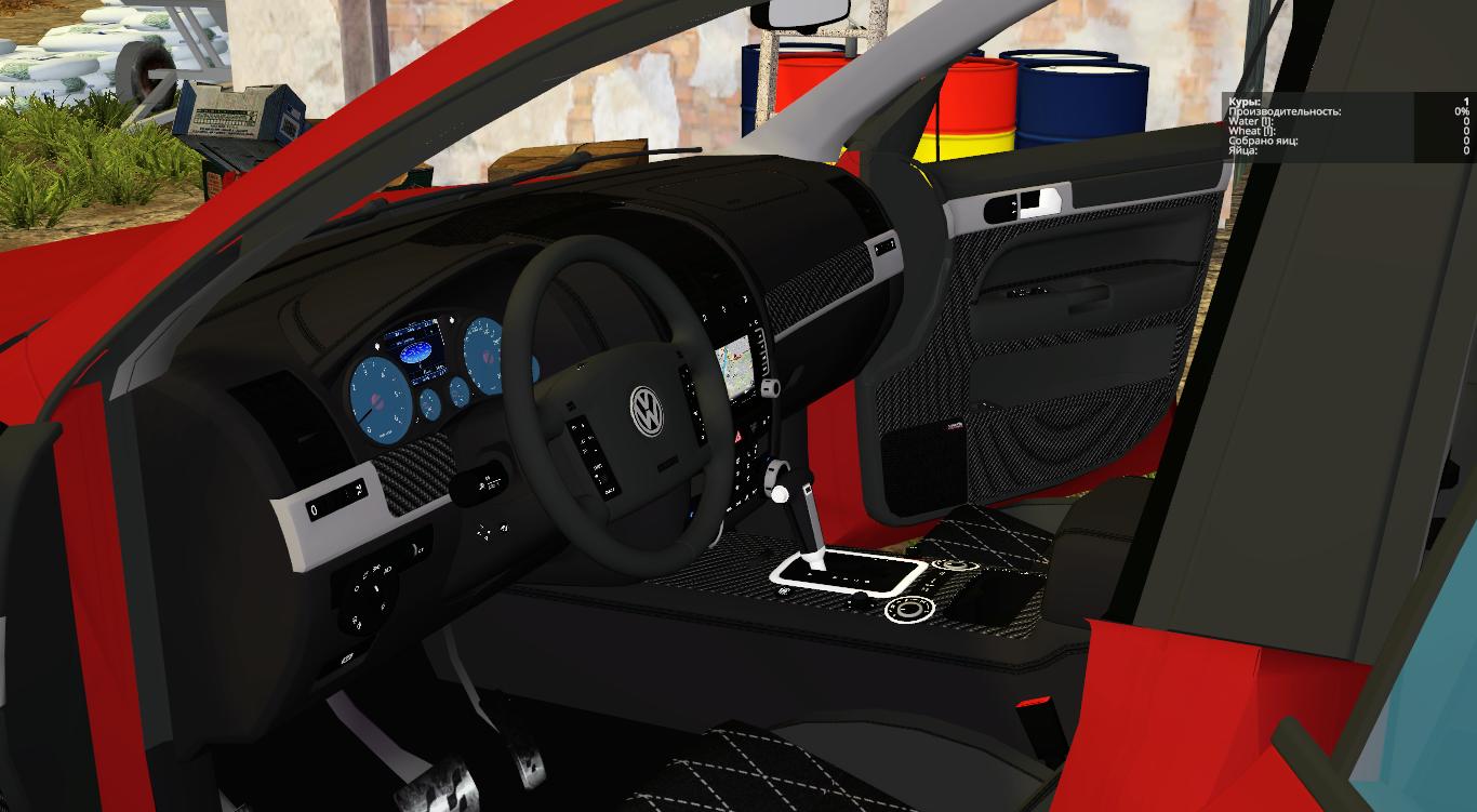Volkswagen Touareg R50 187 Gamesmods Net Fs19 Fs17 Ets 2