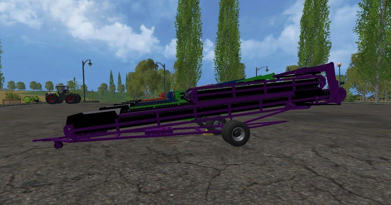 OFF ROAD CONVEYOR BELT » GamesMods net - FS19, FS17, ETS 2 mods