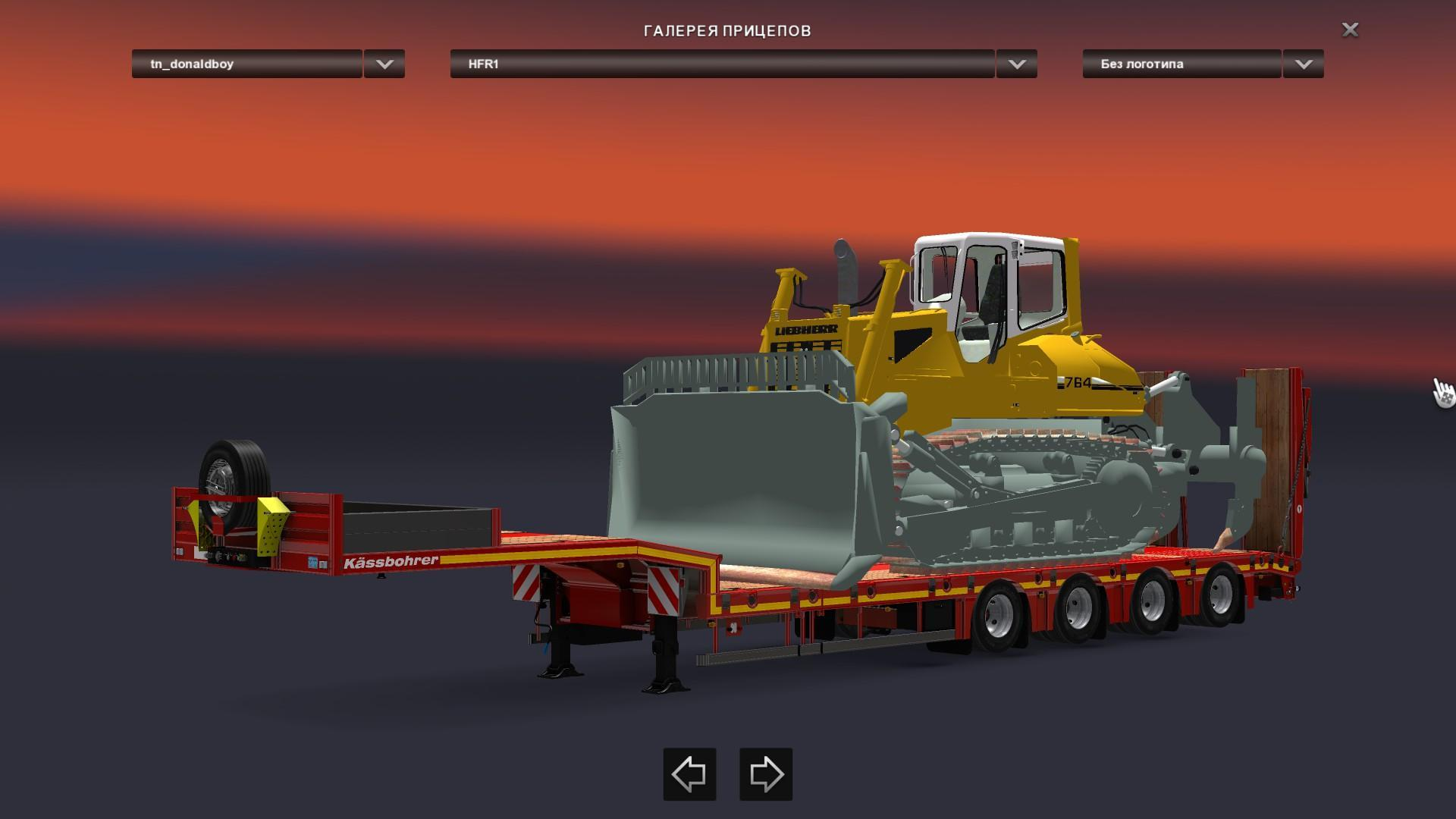 Trall Trailers Pack 1 22 187 Gamesmods Net Fs17 Cnc Fs15