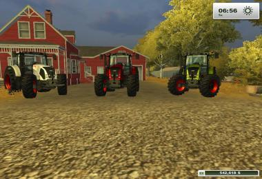 CLAAS AXION PACK 2.0.0.9