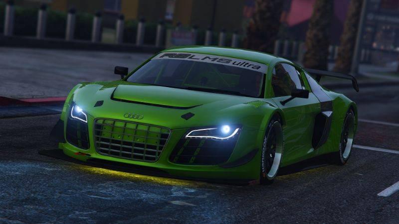Audi Rs4 2016 >> AUDI » Page 3 » GamesMods.net - FS19, FS17, ETS 2 mods