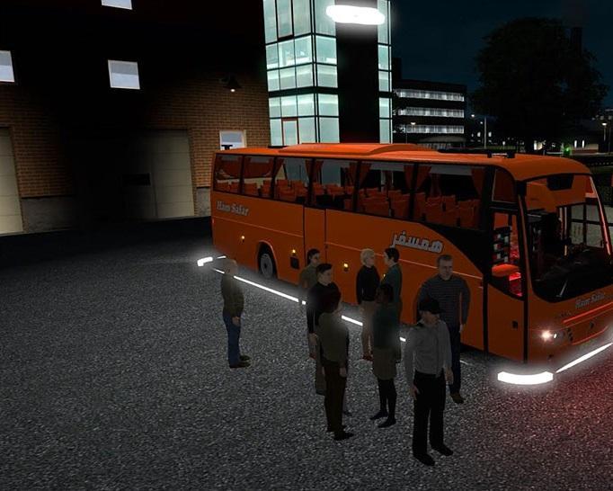 Passenger » GamesMods net - FS19, FS17, ETS 2 mods