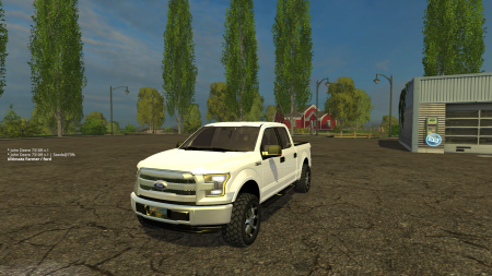 American Fire Chief Ford Pickup V1 0  U00bb Gamesmods Net