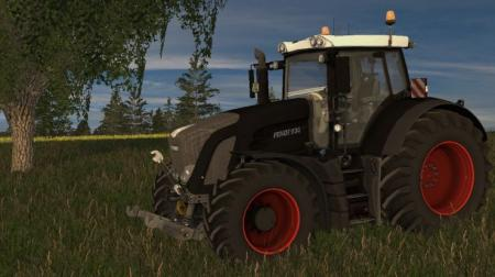 FENDT 936 BLACK BEAUTY