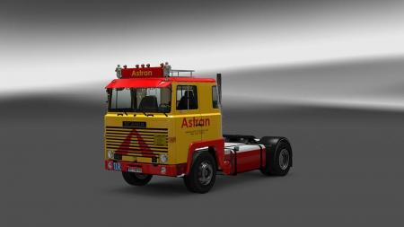 SCANIA 1 SERIES (111 & 141) ASTRAN SKIN