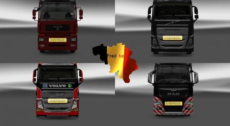 OVERSIZE SIGN FOR ALL TRUCKS (UPDATE) 1.22.X