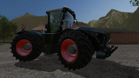 Claas Xerion 4500 V 1.0 Black Beauty