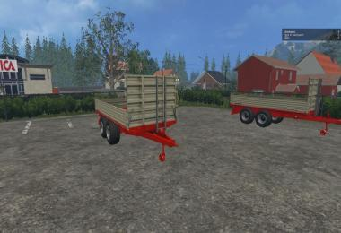 PUEHRINGER BALE TRAILER EDIT » GamesMods net - FS19, FS17, ETS 2 mods