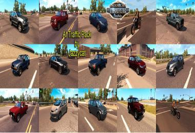 AI TRAFFIC PACK FOR ATS BY JAZZYCAT V1.0