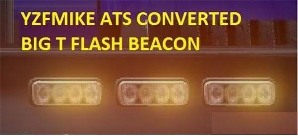 Big T Flash Beacon 187 Gamesmods Net Fs19 Fs17 Ets 2 Mods