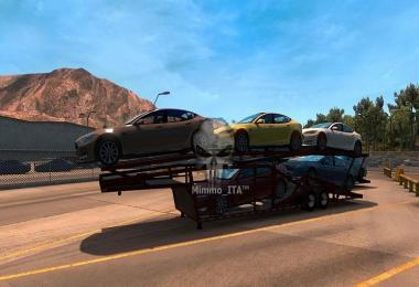 ALL TRAILER CAR TRANSPORTER FOR MULTIPLAYER CONVOY