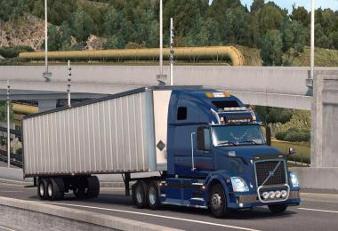 VOLVO VNL670 FOR ATS V1.1