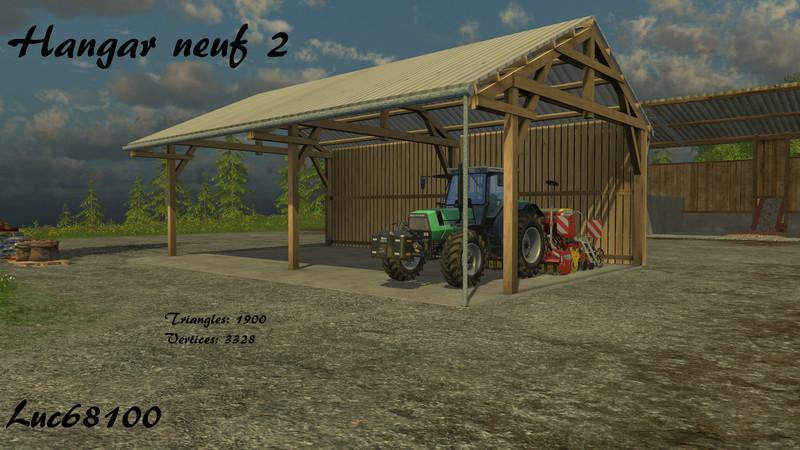 Hangar 187 Gamesmods Net Fs19 Fs17 Ets 2 Mods