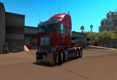 KENWORTH K200 ATS SN4K3R EDIT