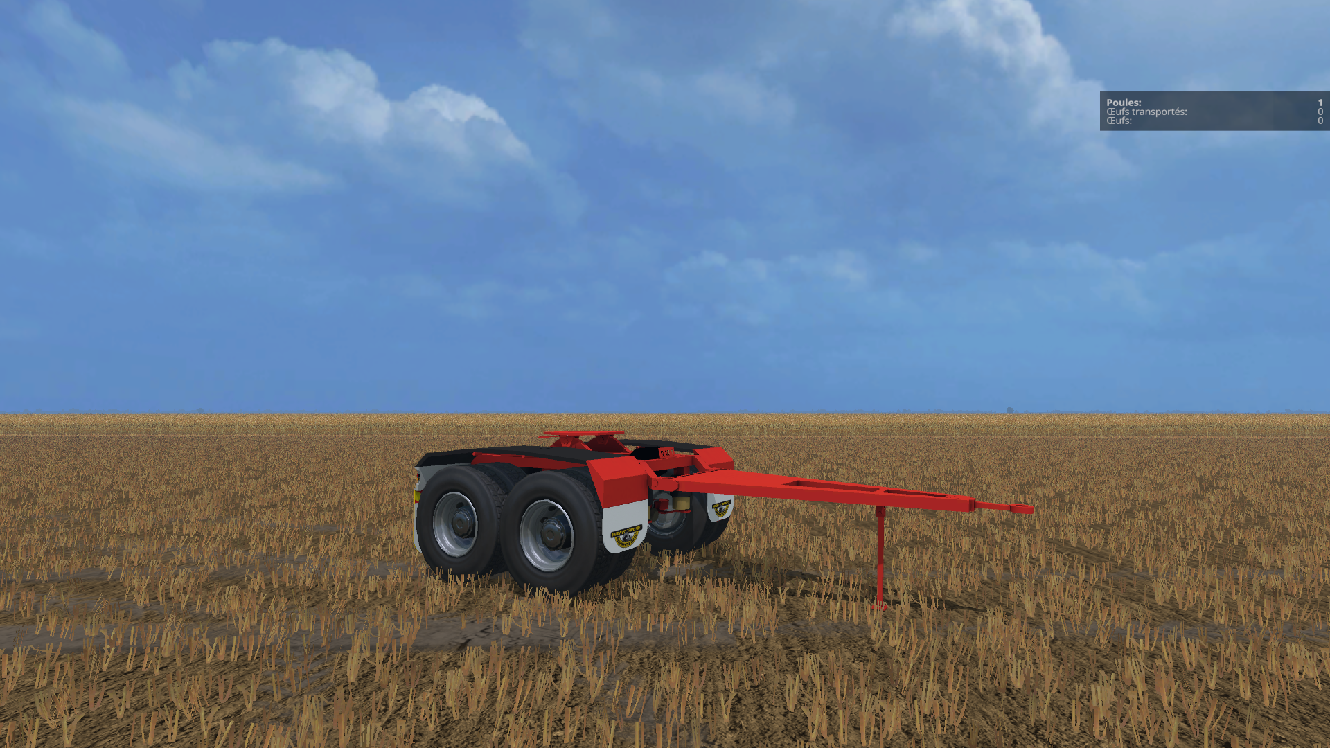 Roadwest dolly for trailer 187 gamesmods net fs17 fs15 ets 2 mods