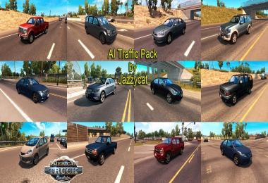 AI TRAFFIC PACK BY JAZZYCAT V1.2