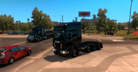 Scania RJL convert by JLee