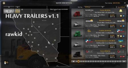 Heavy Trailers v 1.1