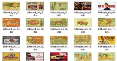 Vintage Billboards