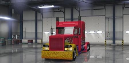 Peterbilt 389 Skin Pick-up Skin