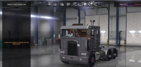KENWORTH K100 MULTIMOD