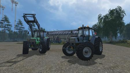 Deutz AgroStar Little Black Beast V 2.0