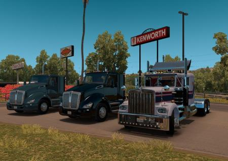 Kenworth W900a Fix