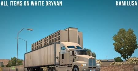 All items on White Dryvan Long