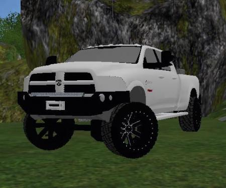 2017 Dodge 3500 >> FIRST GEN DODGE V1 » GamesMods.net - FS17, CNC, FS15, ETS ...