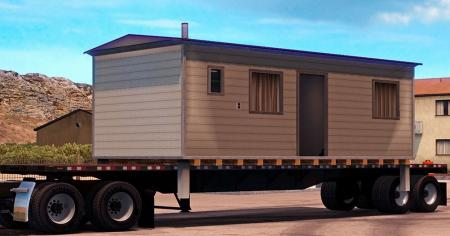 Flatbed Trailer Cargo Pack v 1.0