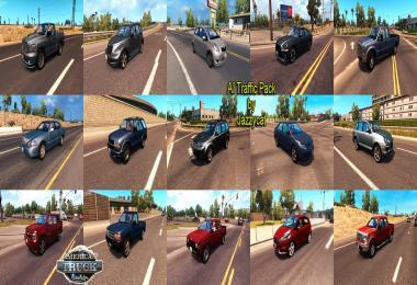 AI TRAFFIC PACK BY JAZZYCAT V1.3