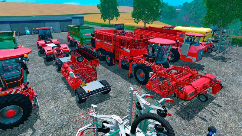 Farming Simulator 2015 News FS15