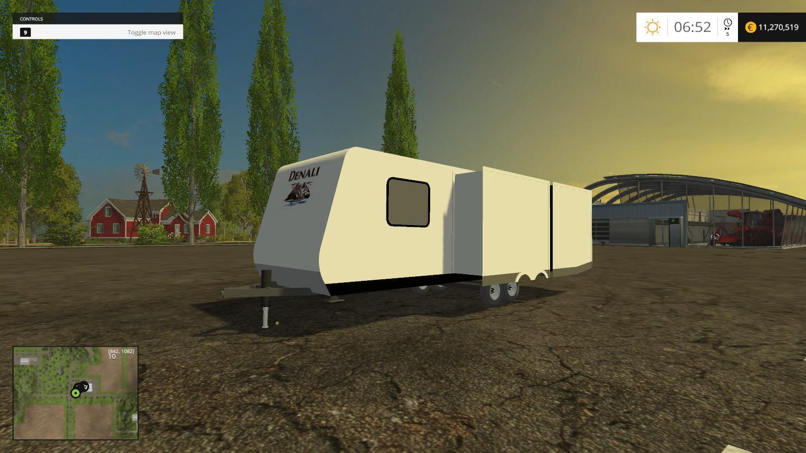 Camper 187 Gamesmods Net Fs19 Fs17 Ets 2 Mods