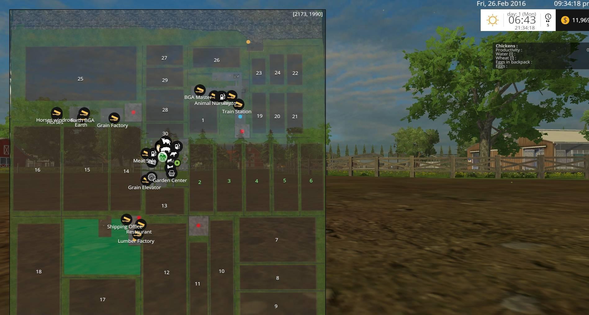 Canadian Map Farming Simulator 2015%0A CANADIAN PRAIRIES V
