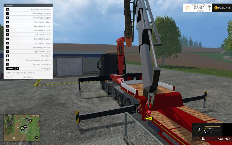 60686 Hoisting Tool Narrow With Chains besides Hebegestell Small Mit Kette also Crane Lifting Frame V 1 0 furthermore Big in addition Ponsse Rear Mounted Crane Lifting Hook Crane V 1 4 Fs17. on fs17 lifting chain