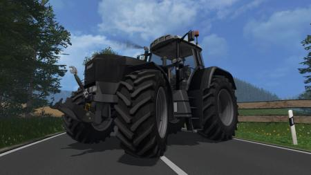 Fendt930 Black Beauty Textures Pack V 1.4
